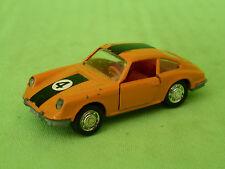 SCHUCO 813 PORSCHE 911S CARRERA NO.4 1/66 - GOOD CONDITION -