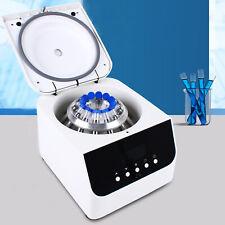 1215ml Medical Beauty Prp Blood Centrifuge Serum Separator Machine 4000rpm Us