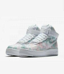 Details about UK 6 Women's Nike AF1 Air Force 1 Upstep Hi LX Trainers EUR 40 US 8.5 898422 100