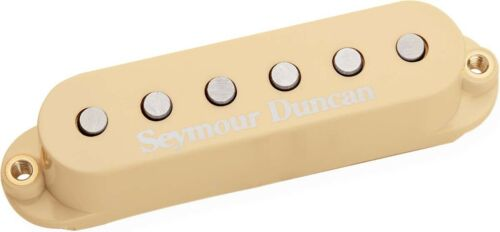 Seymour Duncan STK-S4m Classic Stack Plus Low-Hum Strat Middle Pickup Cream NEW