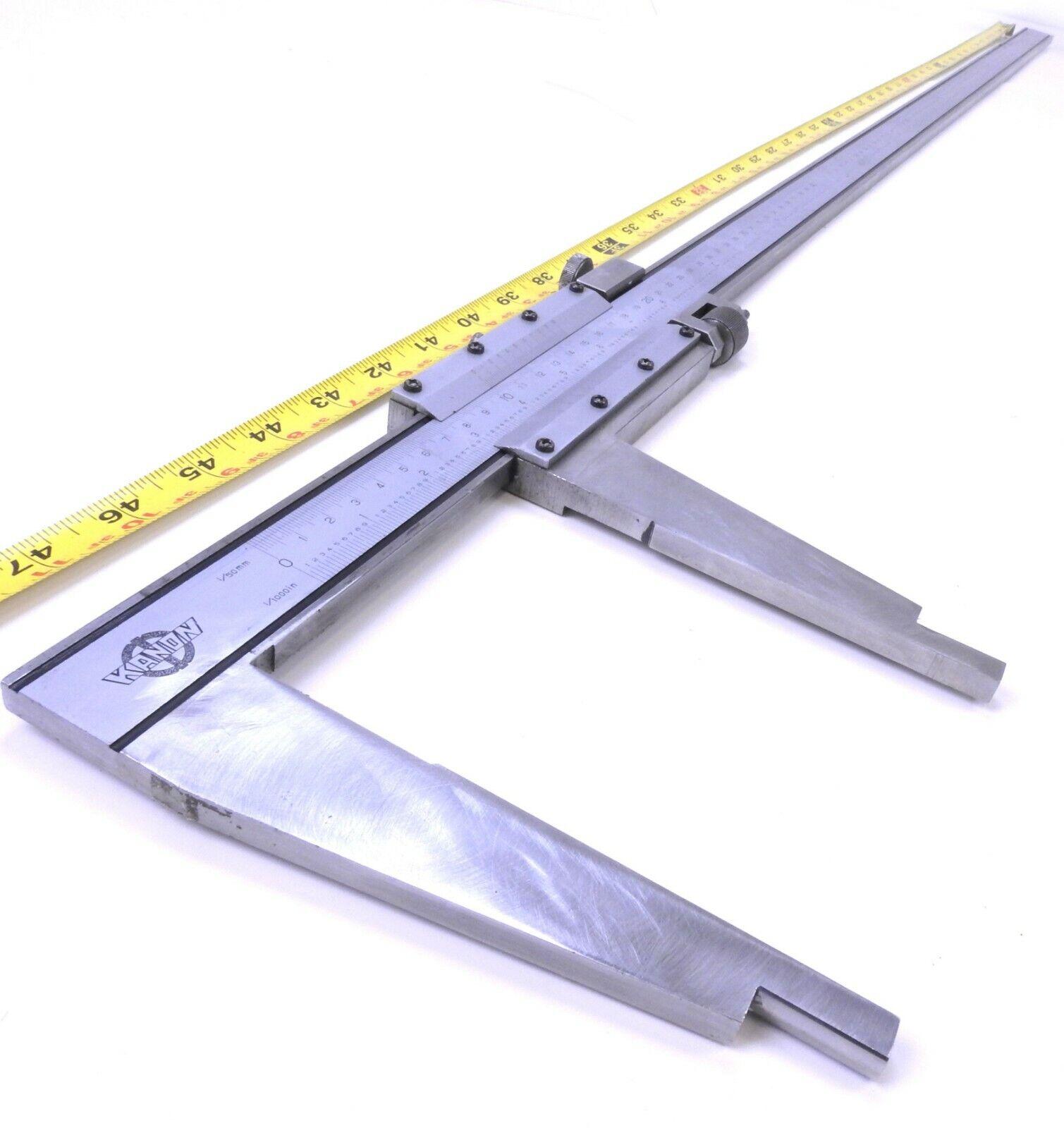 Kanon Master Vernier Hardened Steel Caliper