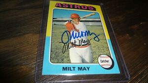 1975-TOPPS-MILT-MAY-AUTOGRAPHED-BASEBALL-CARD
