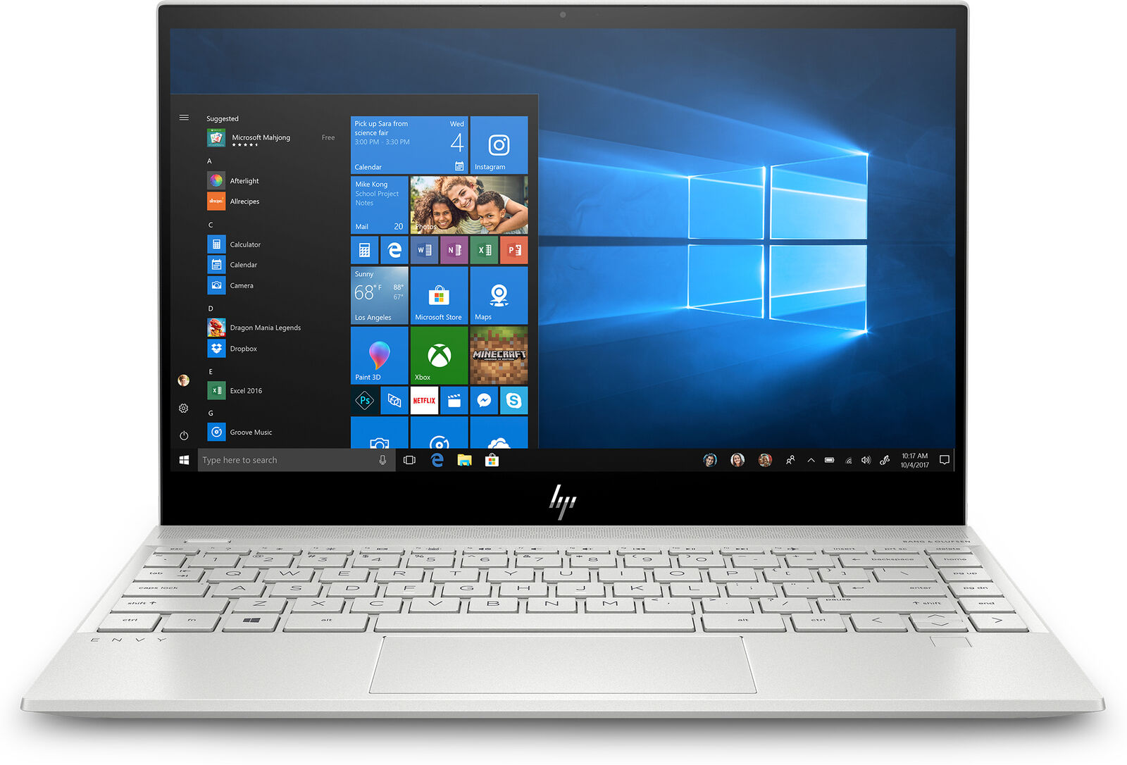 HP ENVY 13.3 Inch Full HD Intel Core i5 8GB RAM 256GB SSD 1