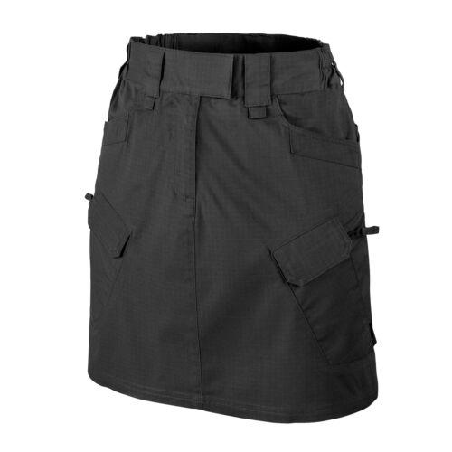 Schwarz Helikon-Tex Urban Tactical Skirt taktischer funktionaler Damen-Rock
