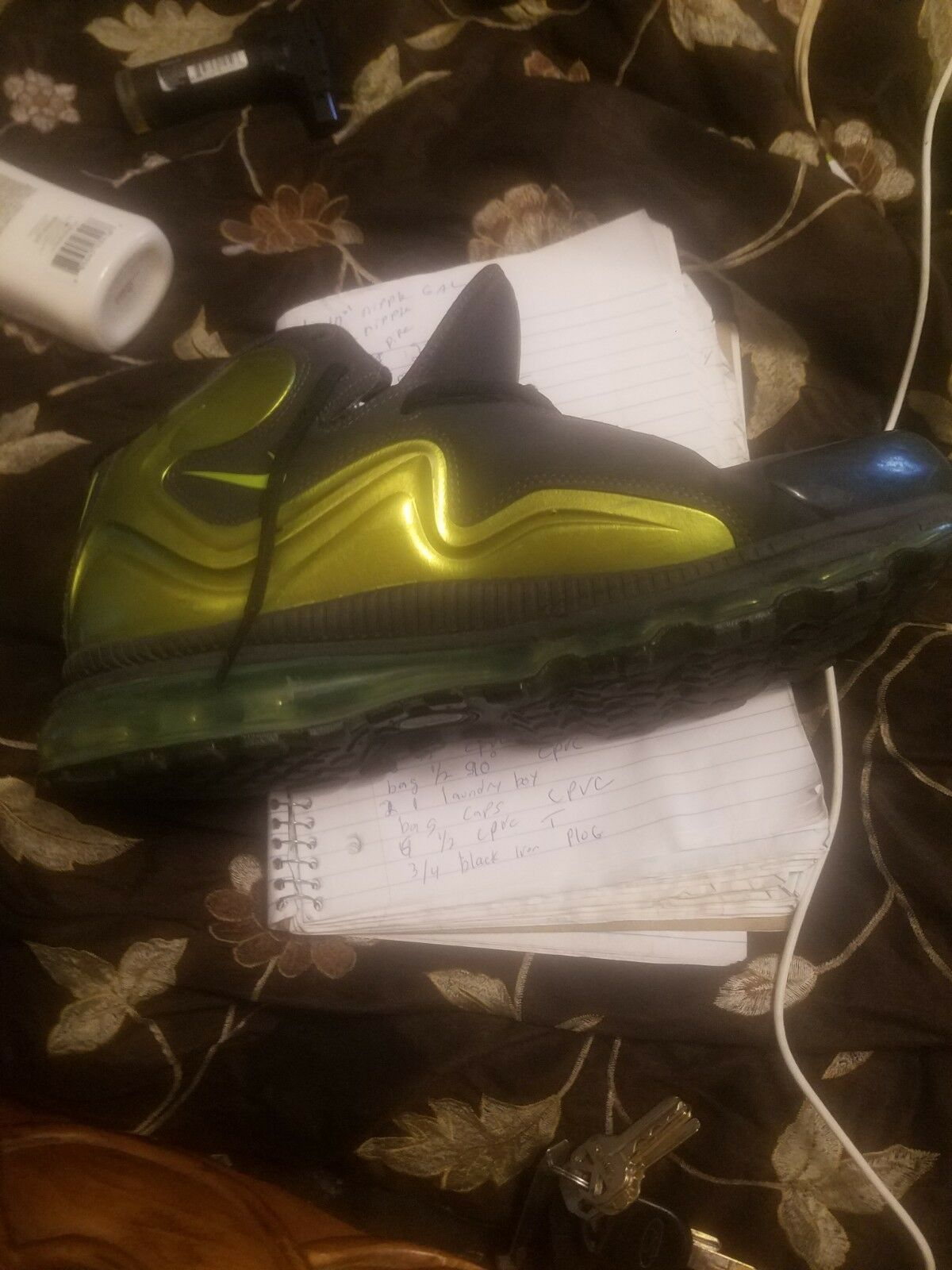 Nike air max flyposite size14