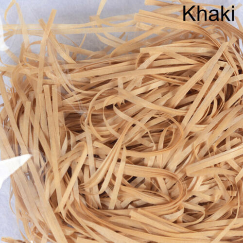 Raffia Shredded Paper Party Decoration Gift Box Filler Wrapping Supplies