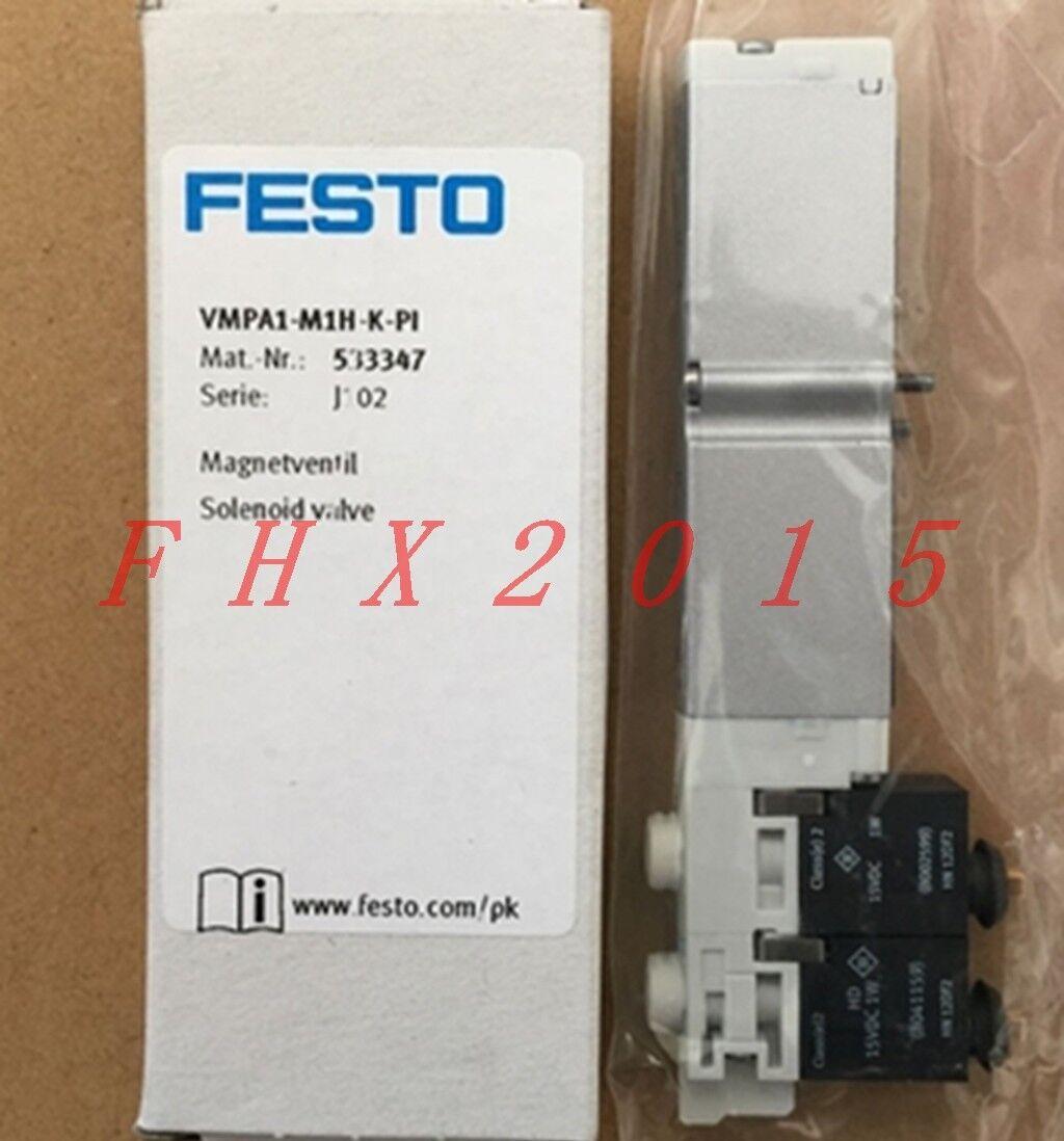 1PCS NEW Festo VMPA1-M1H-K-PI 533347 Solenoid Valve