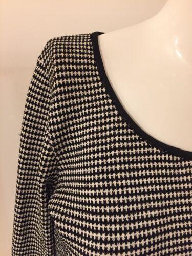 Garniture Pied 46 Imprimé Poule Taille Blanc Manetti Noir Tricot Bruno Pull De qz6w7x6TI