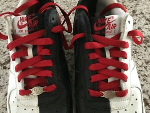 a695c3556d1 Details about Nike Vintage Scarface Air Force 1 Premium Limited Edition  Sneakers US Size 7