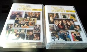 COFFRET DVD COMEDIE SERIE : HOW I MET YOUR MOTHER : L'INTEGRALE : SAISONS 1 A 9