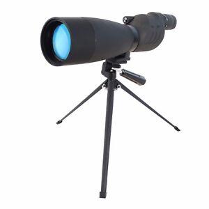 Zoom-25-75X70-Stright-Spotting-Scope-BAK4-HD-Lens-Waterproof-Telescope-W-Tripod