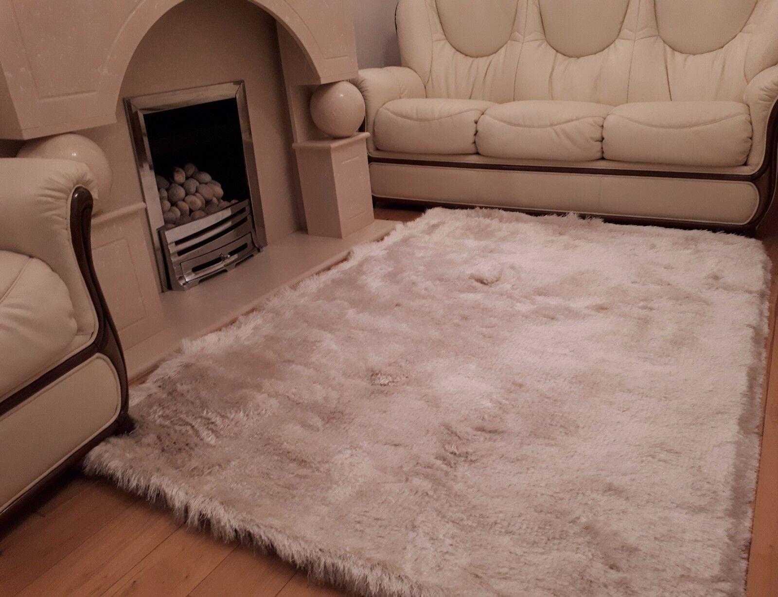 Doux Soyeux Luxe Luxe Luxe Moderne Maison Plancher Tapis Tapis De Salon Chambre à Coucher Sol Rouge | Magnifique  7c9922