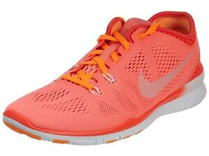 0c62957b698 NIKE FREE 5.0 TR FIT 5 BRTHE SNEAKERS WOMEN SHOES LAVA 718932-600 ...