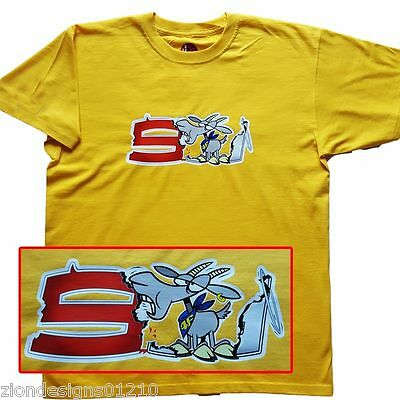 Rossi INSPIRED `THE GOAT 93 EATER` LIMITED Hoodie Yellow SM to XXL