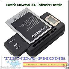 Nuevo Cargador de batería externo universal viajes Cuna SAMSUNG GALAXY S5 i9600