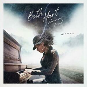 Beth-Hart-War-In-My-Mind-Digipack-CD-Sent-Sameday