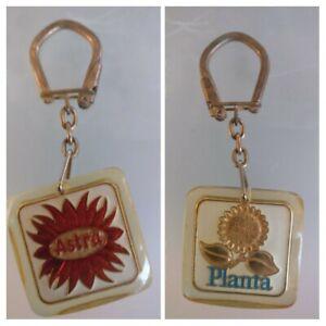 Key-Ring-Astra-Planta-Incorporation-Vintage-Keychain-Key-Ring