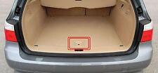 BMW NEW GENUINE 5 E61 TOURING SERIES FLOOR BEIGE CARPET TRUNK HANDLE 6958163