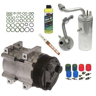 New A//C AC Accumulator Kit Fits 99-03 F250 F350 F450 F550 V8 7.3L