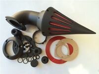 Air Cleaner Filter For 1991-2006 Harley Davidson Xl Models Sportstar Black