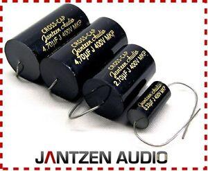 Mkp Cross cap 12,0 UF 400v Jantzen audio gama alta
