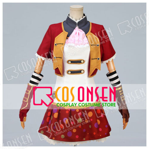 Valentine Kotori Honoka Rin Nico Umi Maki Cosplay Costume Halloween Love Live