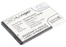 3.7V battery for HTC BTR6350B, 35H00152-05M, Droid Incredible 2 Li-ion NEW