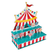 Carnival Lollipop Stand Game Kids Circus Tent Birthday Party Decorations Fun 136