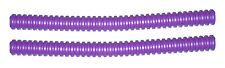 Missing Lego Brick 78 Purple x 2 Technic Ribbed Hose 12L