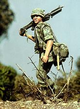 Valiant Miniature Kit# 9725 - US Army Infantry, Vietnam