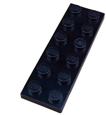10 x Platte Reddish Brown Plate 3795 NEUWARE Platten 2x6 braun LEGO