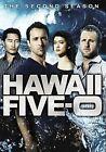 Hawaii Five O Second Season 0097368227644 DVD Region 1