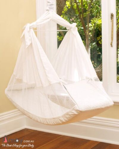 Bedcotcribbassinet Amby Air Super Value Package Amby Baby Hammock