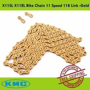 Sunrace CSRZ1 Gold 11 speed Road Bike Cassette 11-28T//32T fit KMC X11SL Shimano