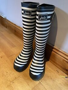 Joules-Size-4-Stripe-Wellies-2247