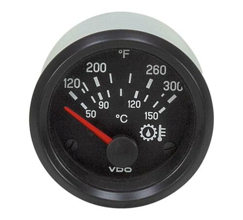 VDO 310-030-007C 300 F Oil Temperature Gauge