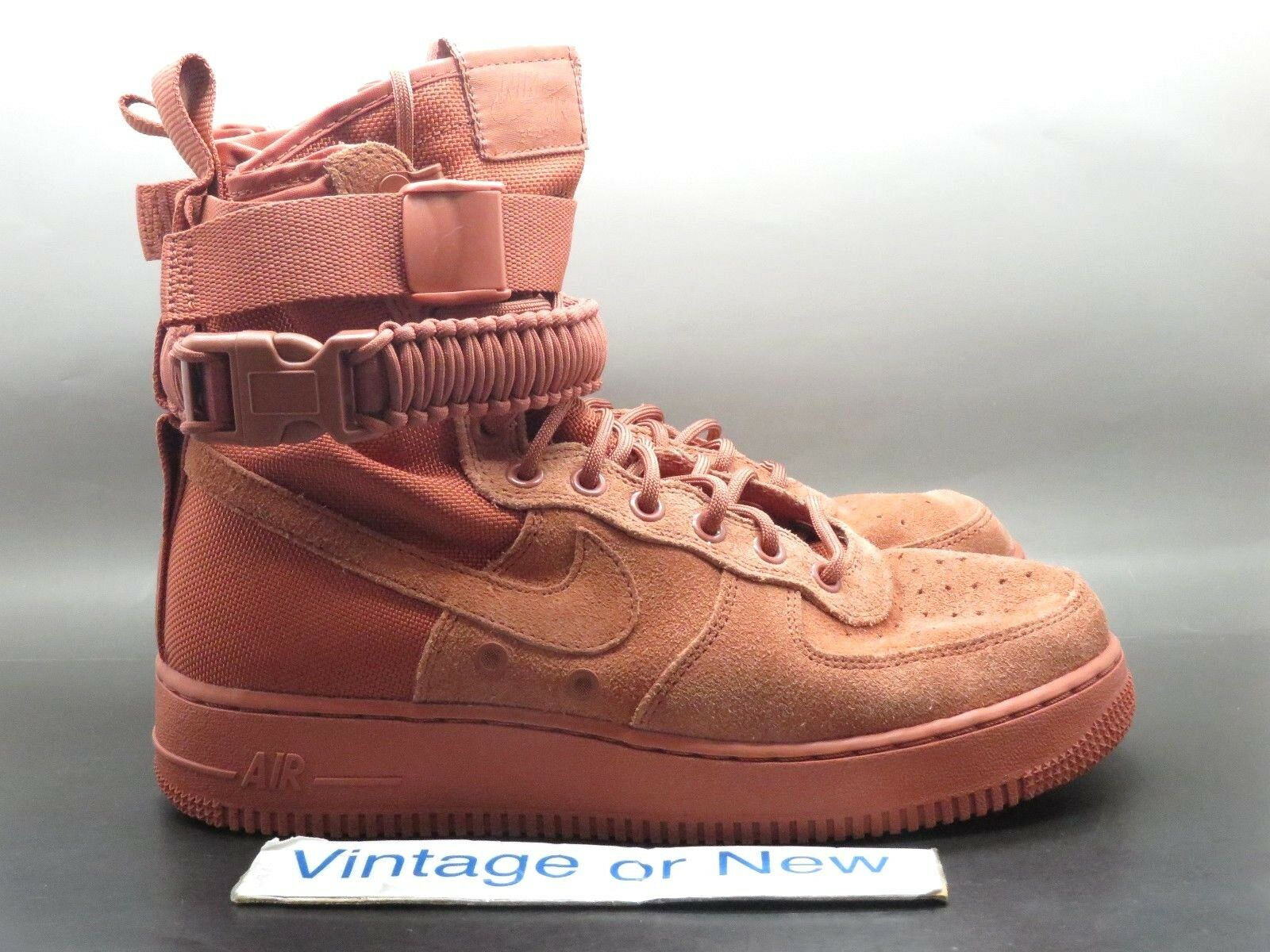 Nike SF AF1 Special Field Air Force 1 High Dusty Peach 2018 Price reduction New shoes for men and women, limited time discount