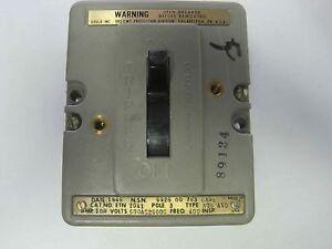 NOS-Gould-Air-Circuit-Breaker-AQB-A50-3-Pole-ETN-1041