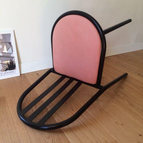 Mallet Stevens Spaltkeil Der Stuhl Schwarz Franzosisch Design Bauhaus Stuhl