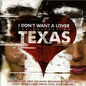 Texas-I-Don-039-t-Want-a-Lover-The-Collection-CD