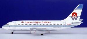 Aeroclassics-AC419624A-America-West-Airlines-B737-200-N138AW-Diecast-1-400-Model