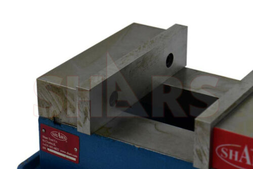 "Shars 8 x 8/"" Lockdown CNC Milling Machine Vise w//Base Certificate New"