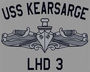USN US Navy USS Kearsarge CV-33 T-Shirt