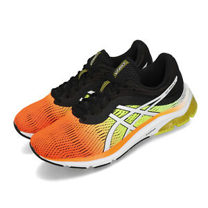 Detalles de Asics Gel-Pulse 11 Naranja Negro Blanco Hombres Running Zapatos  TENIS 1011A550-800- ver título original