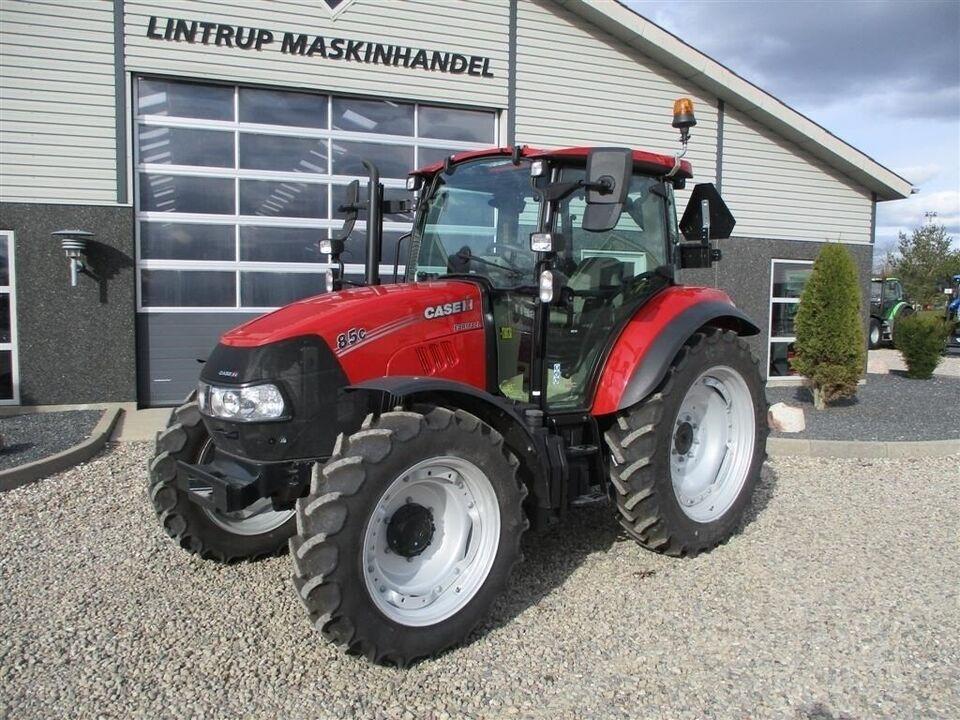 Case IH, Farmall 85C Dansk demo traktor med kun 8timer,