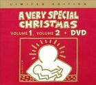 Very Special Christmas, Vols. 1-2 [Box] by Various Artists (CD, Aug-2011, 3 Discs, A&M (USA))