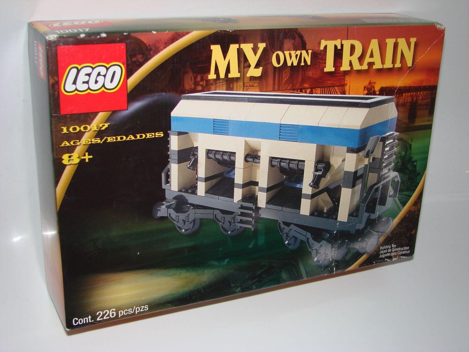 Lego ® my own Train 10017 incluso de carga carro nuevo embalaje original _ Hopper Wagon New misb NRFB