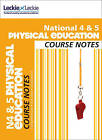 National 4/5 Physical Education Course Notes by Caroline Duncan, Linda McLean, Leckie & Leckie (Paperback, 2013)