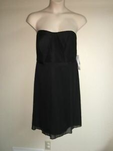 Davids Bridal Dress Bridesmaid Black