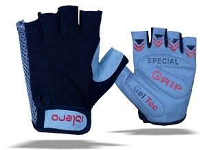 EVO-Fitness-Gym-gloves-Weightlifting-Cycling-Glove-Bodybuilding-wheelchair-Grips